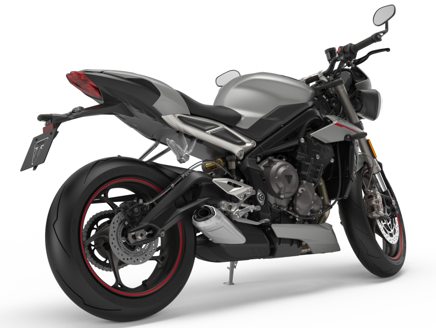 REVIEW: 2017 Triumph Street Triple 765 RS – media road and track test in Catalunya, Spain Image #616659
