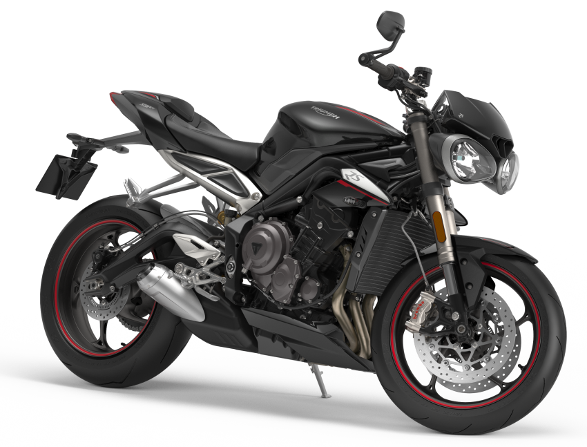 REVIEW: 2017 Triumph Street Triple 765 RS – media road and track test in Catalunya, Spain Image #616662