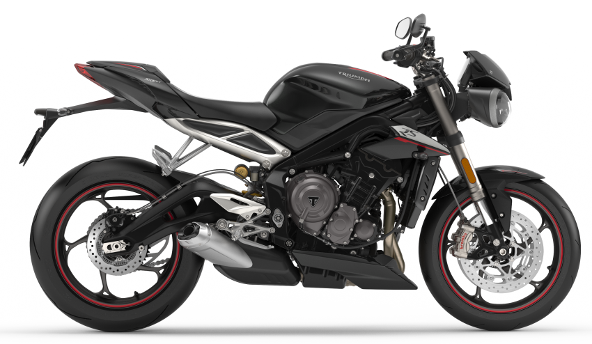 REVIEW: 2017 Triumph Street Triple 765 RS – media road and track test in Catalunya, Spain Image #616664