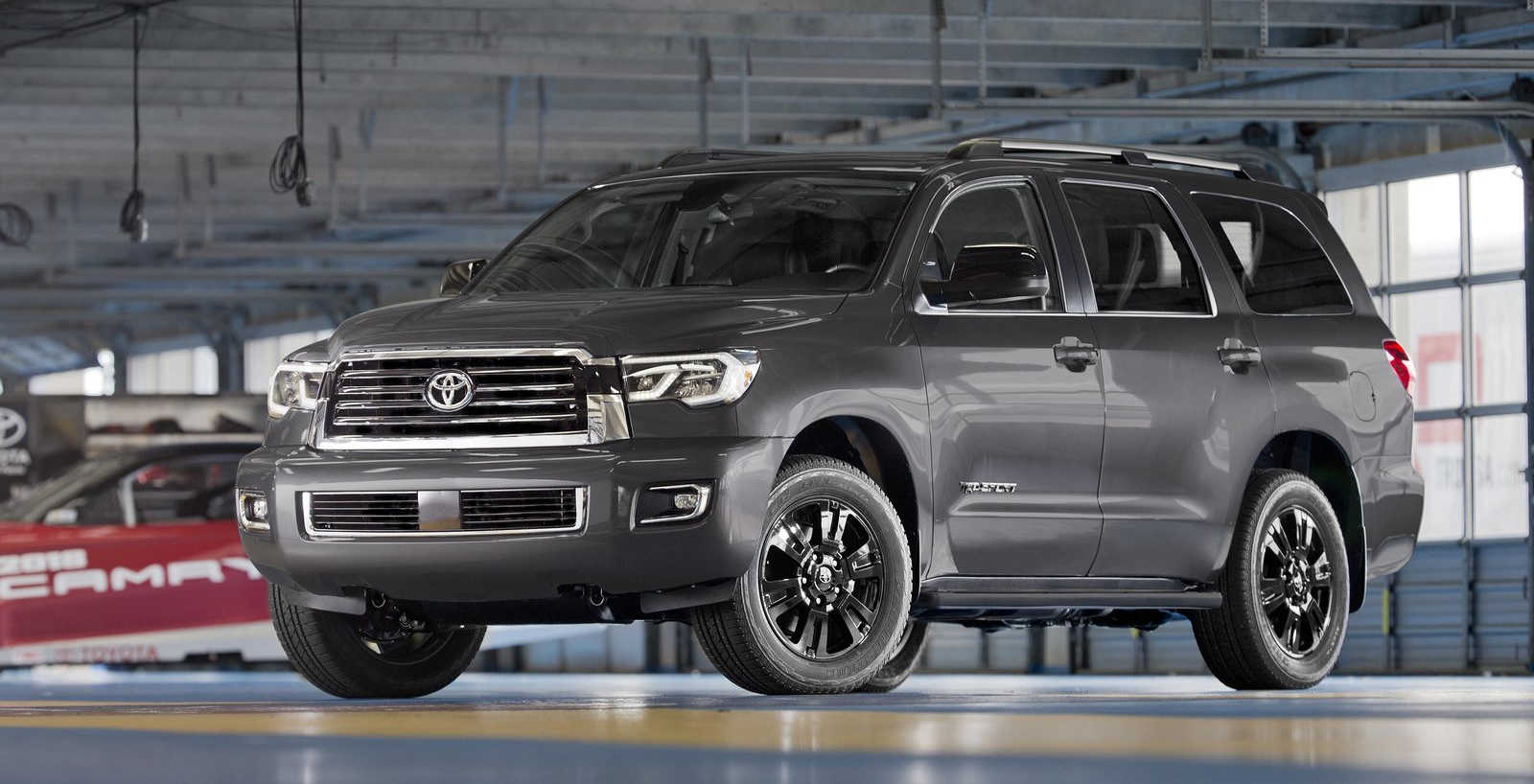 2018 Toyota Tundra and Sequoia TRD Sport variants Image 613827