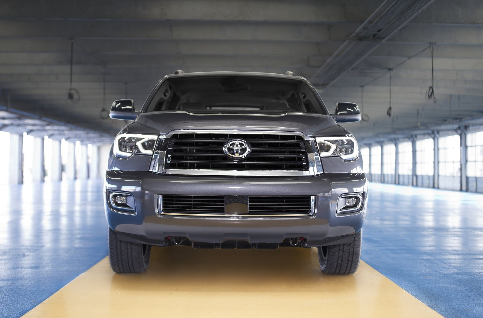 Back to Story: 2018 Toyota Tundra and Sequoia TRD Sport variants