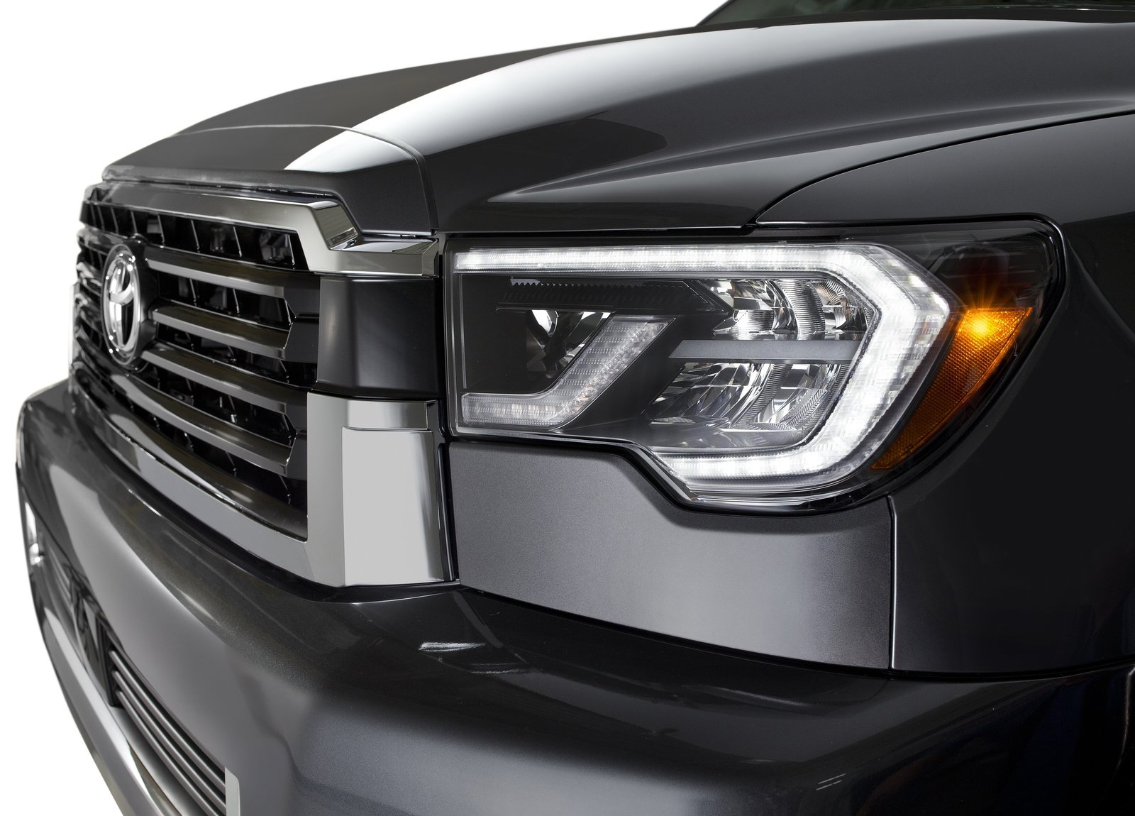 2018 Toyota Tundra and Sequoia TRD Sport variants Image 613832