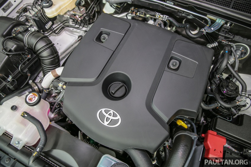 GALLERY: Toyota Hilux 2.4G Limited Edition up close Image #617952