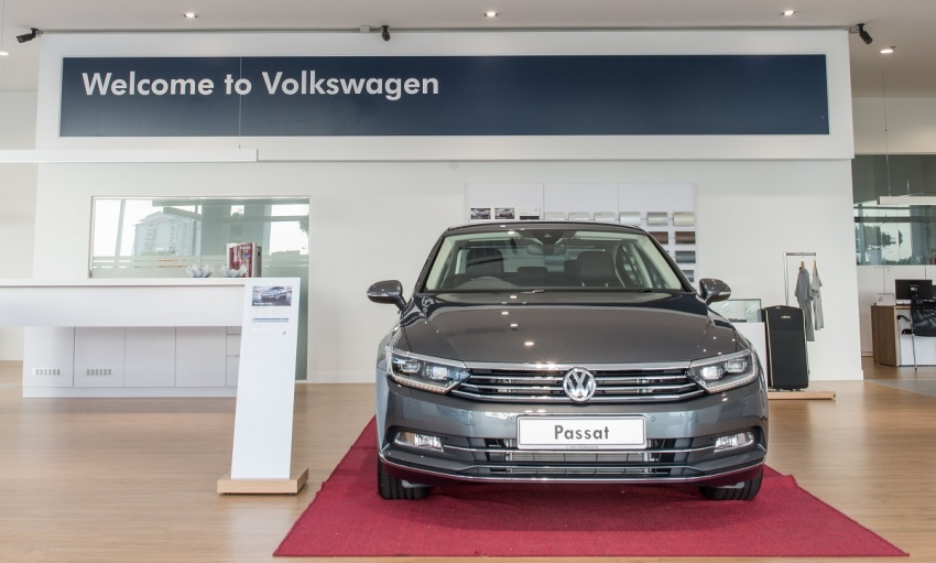 Volkswagen Tebrau – new 3S centre launched in Johor Image #617513