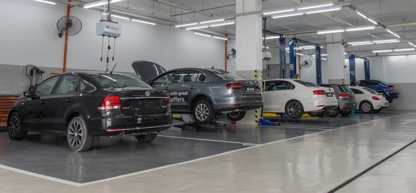 Volkswagen Tebrau – new 3S centre launched in Johor Image #617514