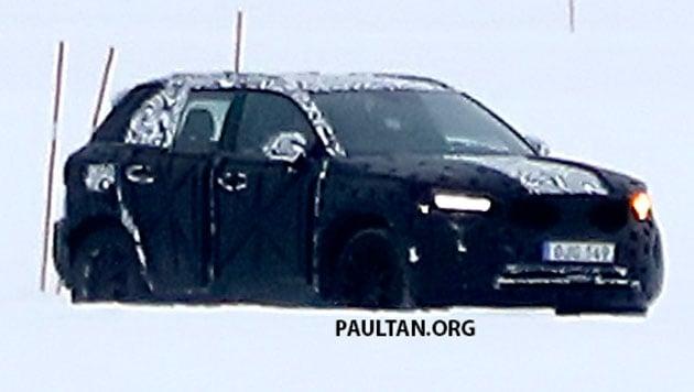 SPYSHOTS: Volvo XC40 testing with production body Image #612222