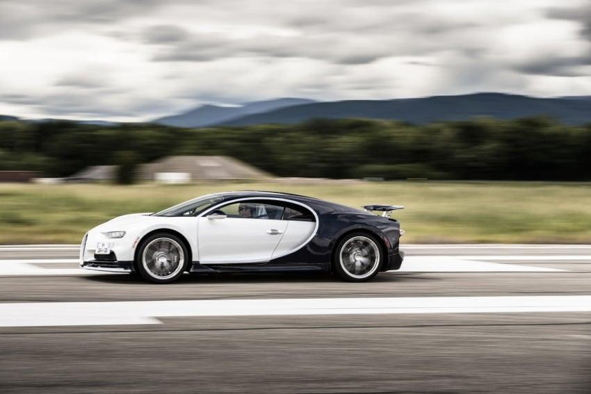Bugatti Chiron – how a 420 km/h hypercar is born Image #613057