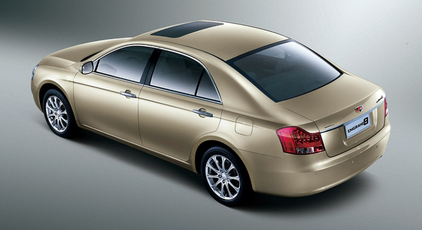If a Proton-Geely partnership happens, here's what Proton may get to share tech with – Geely's line-up Image #618548