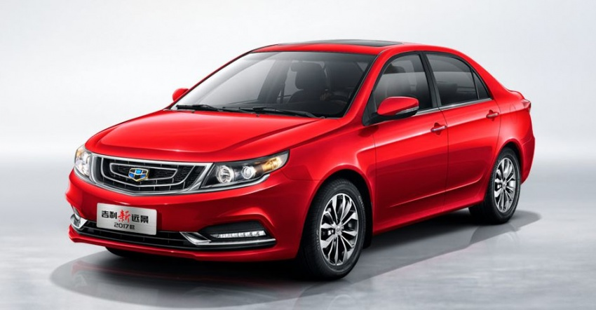 If a Proton-Geely partnership happens, here's what Proton may get to share tech with – Geely's line-up Image #619469