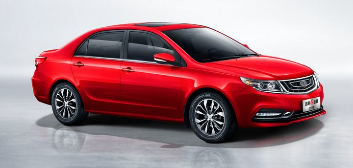 If a Proton-Geely partnership happens, here's what Proton may get to share tech with – Geely's line-up Image #619471