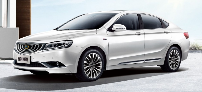 If a Proton-Geely partnership happens, here's what Proton may get to share tech with – Geely's line-up Image #618943