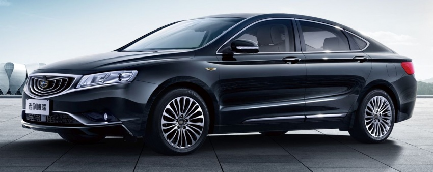 If a Proton-Geely partnership happens, here's what Proton may get to share tech with – Geely's line-up Image #618944