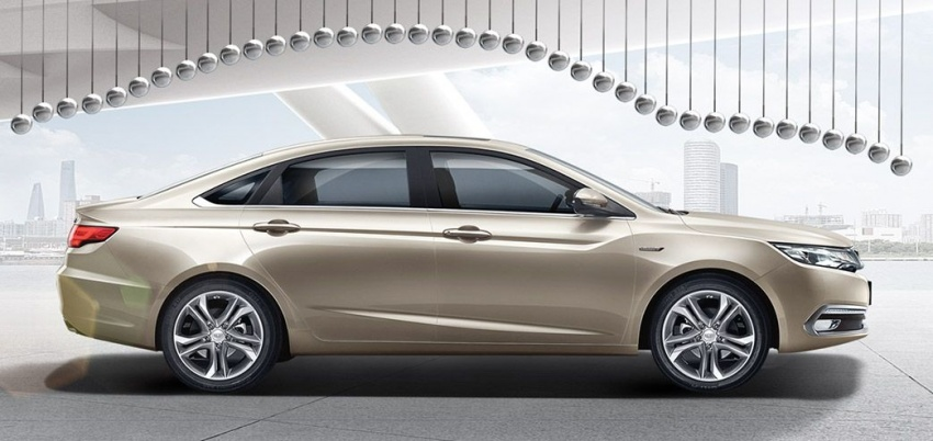 If a Proton-Geely partnership happens, here's what Proton may get to share tech with – Geely's line-up Image #619197