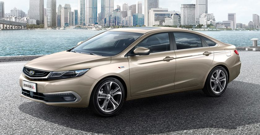 If a Proton-Geely partnership happens, here's what Proton may get to share tech with – Geely's line-up Image #619198