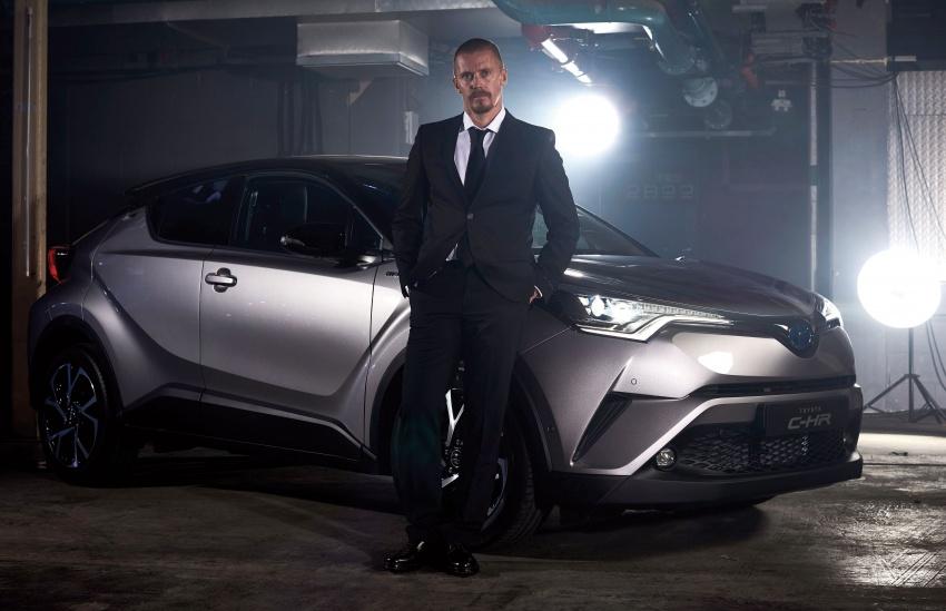 Toyota C-HR stars in drive-through immersive theatre Image #613190