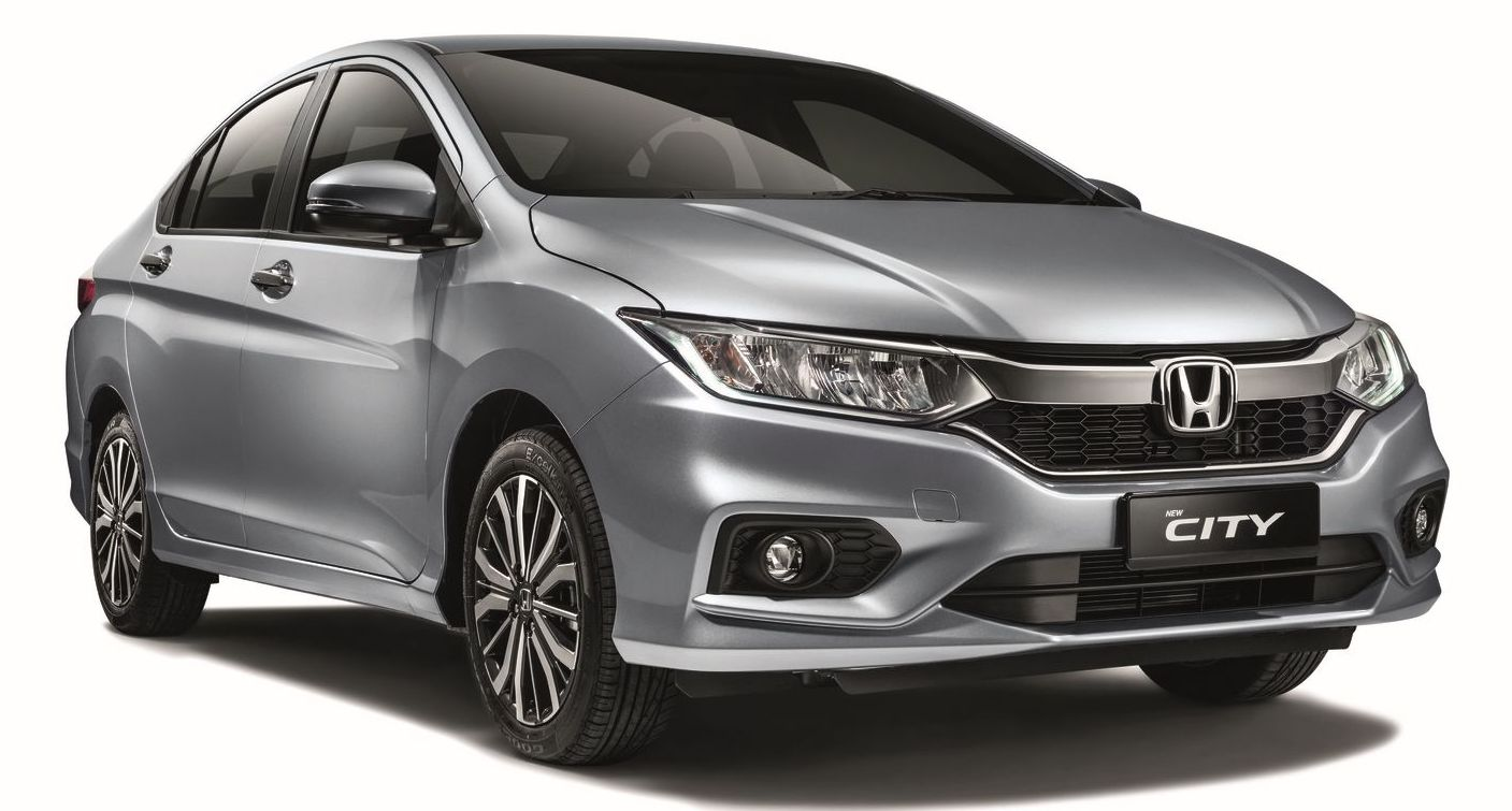 Honda City Facelift Now Open For Booking In Malaysia