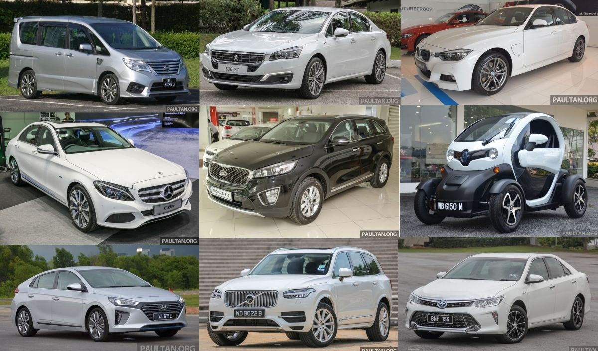 With Fuel Prices On The Rise Time For A Hybrid Or Sel Here S Complete List Of What Available In Malaysia