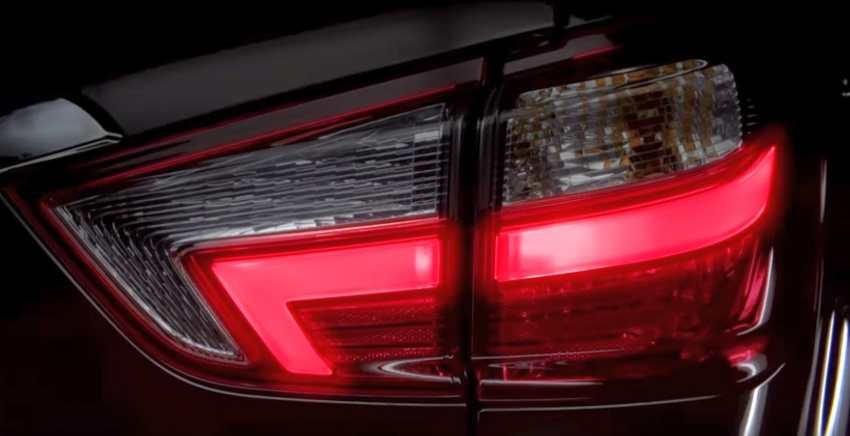 2017 Isuzu MU-X facelift teased ahead of March debut Image #616091
