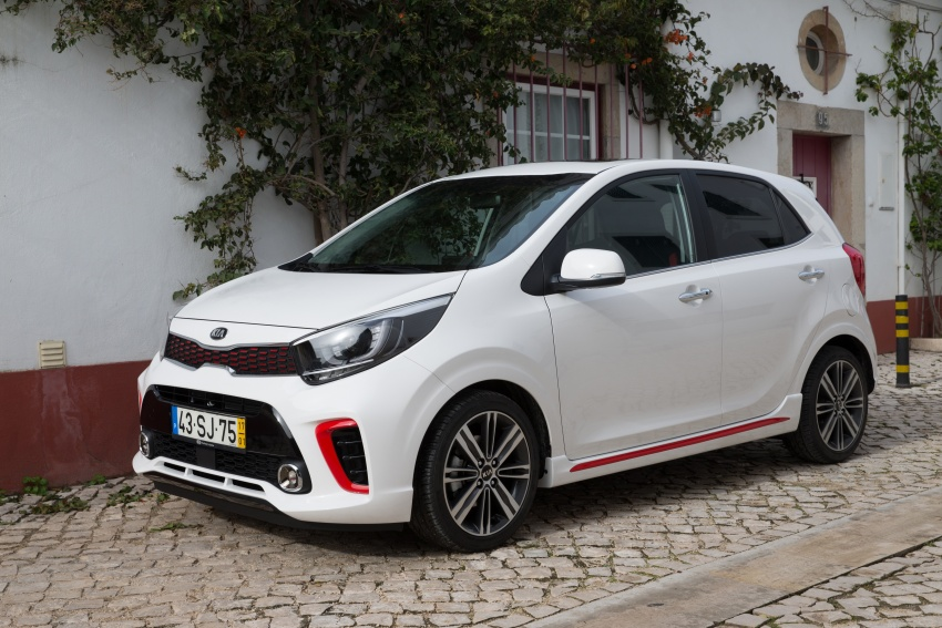 Manual Transmission >> All-new Kia Picanto to be offered with 1.0 litre turbo, manual transmission, GT-Line trim level ...