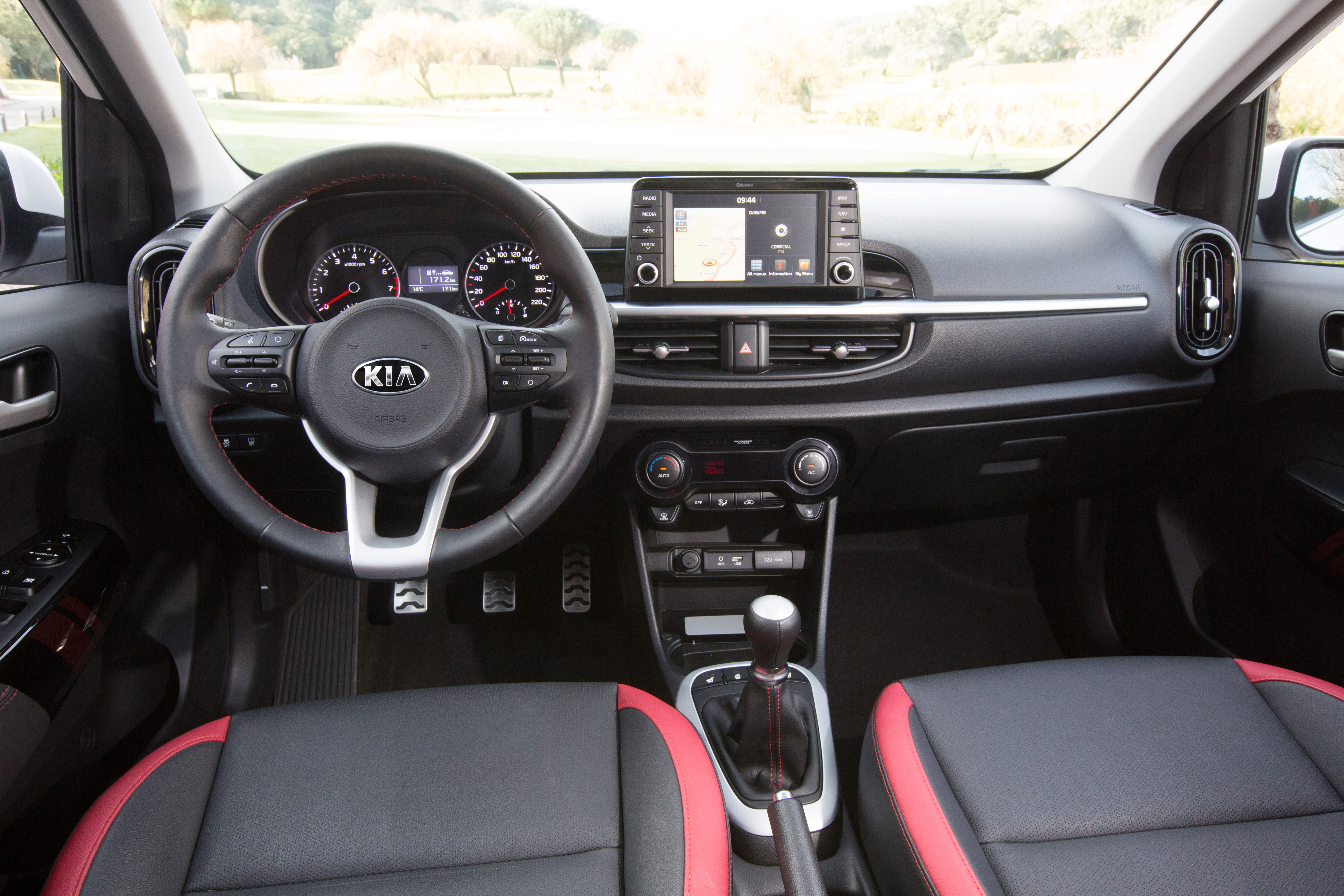 All-new Kia Picanto to be offered with 1.0 litre turbo, manual transmission,