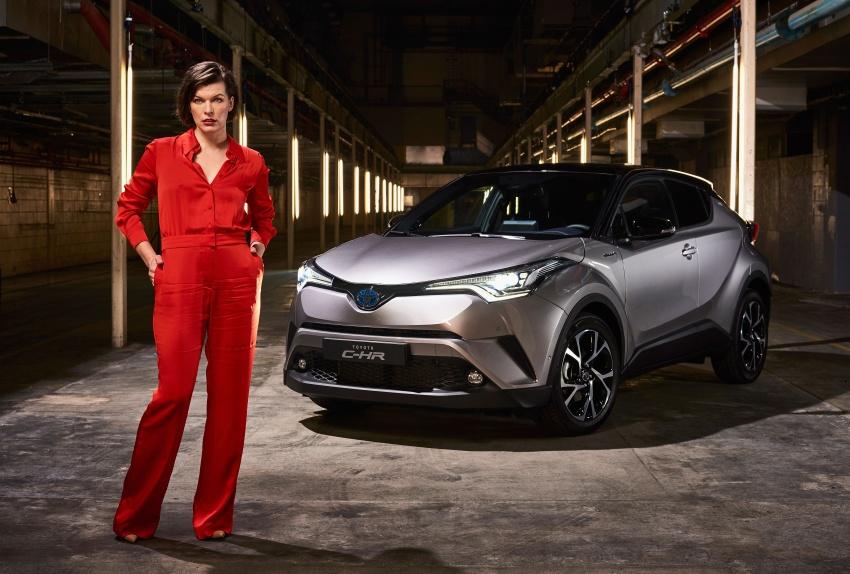 Toyota C-HR stars in drive-through immersive theatre Image #613166