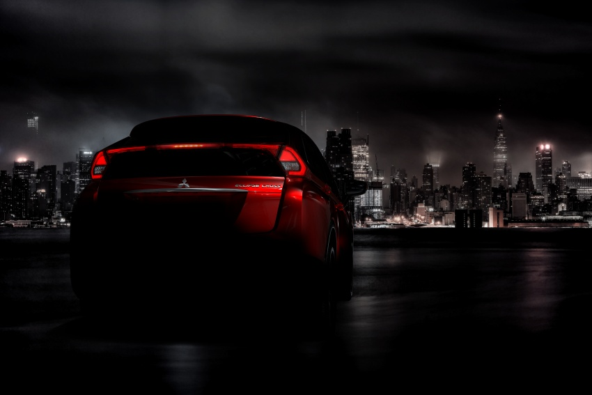 "Mitsubishi Eclipse Cross revealed – the ASX ""coupe"" Image #621774"