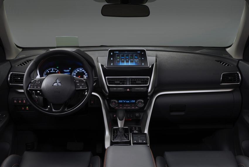 "Mitsubishi Eclipse Cross revealed – the ASX ""coupe"" Image #621736"