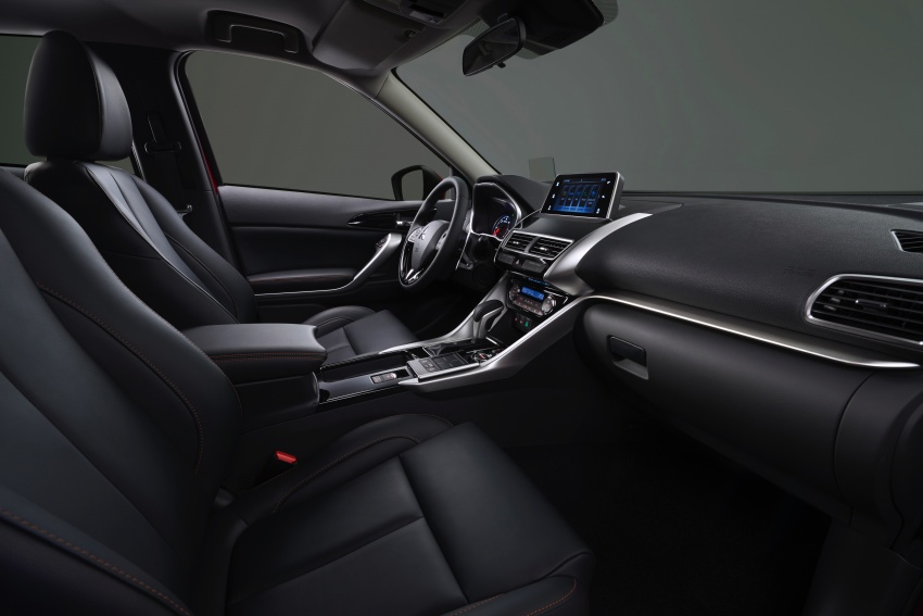"Mitsubishi Eclipse Cross revealed – the ASX ""coupe"" Image #621737"