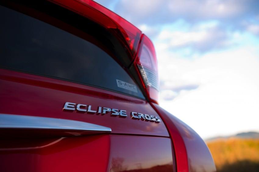 "Mitsubishi Eclipse Cross revealed – the ASX ""coupe"" Image #621759"