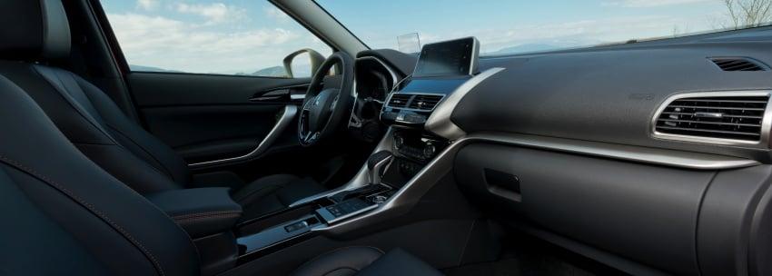 "Mitsubishi Eclipse Cross revealed – the ASX ""coupe"" Image #621716"