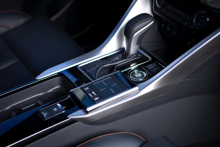"Mitsubishi Eclipse Cross revealed – the ASX ""coupe"" Image #621758"