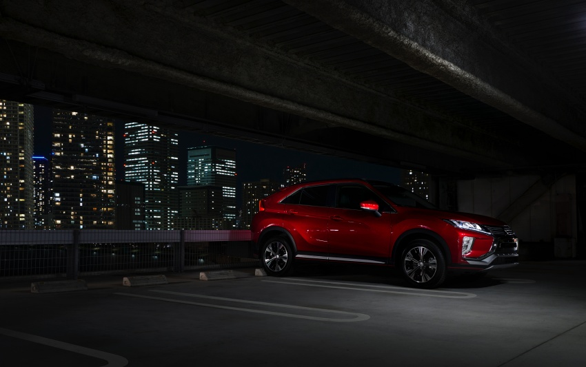 "Mitsubishi Eclipse Cross revealed – the ASX ""coupe"" Image #621721"