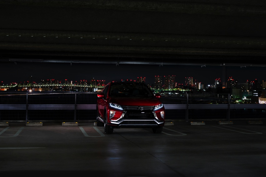 "Mitsubishi Eclipse Cross revealed – the ASX ""coupe"" Image #621722"
