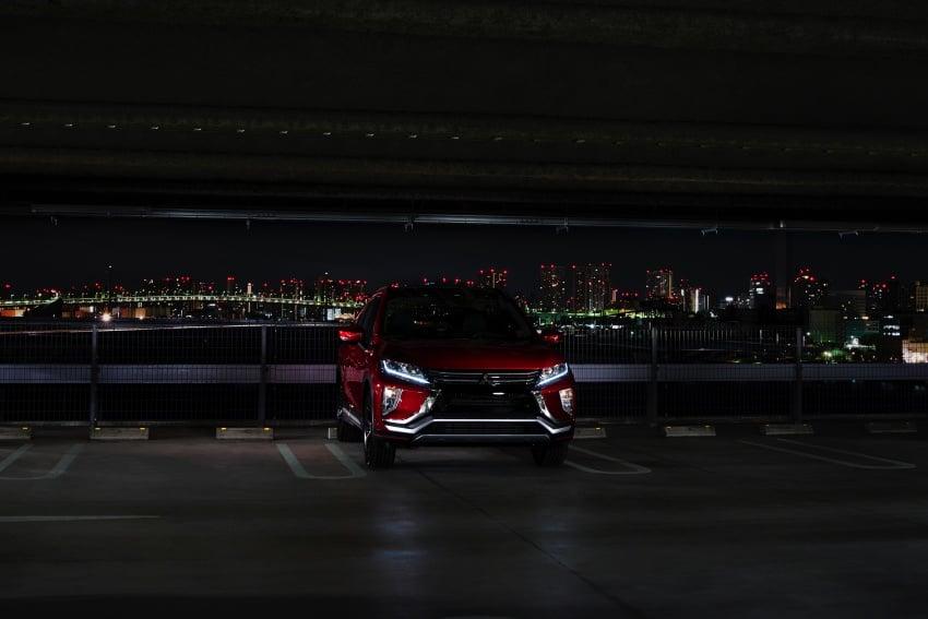 "Mitsubishi Eclipse Cross revealed – the ASX ""coupe"" Image #621722"