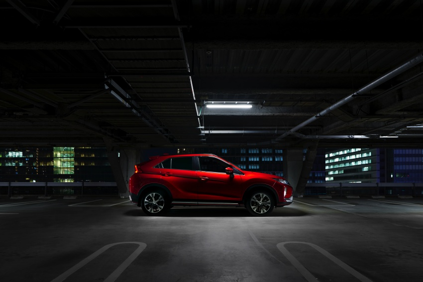 "Mitsubishi Eclipse Cross revealed – the ASX ""coupe"" Image #621723"