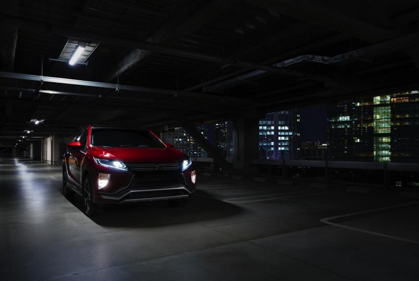 "Mitsubishi Eclipse Cross revealed – the ASX ""coupe"" Image #621724"