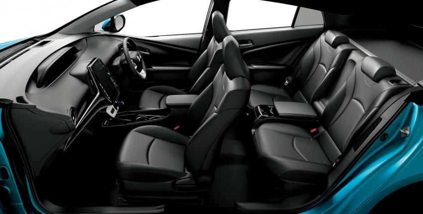Toyota Prius PHV debuts in Japan – 68.2 km EV range Image #616974