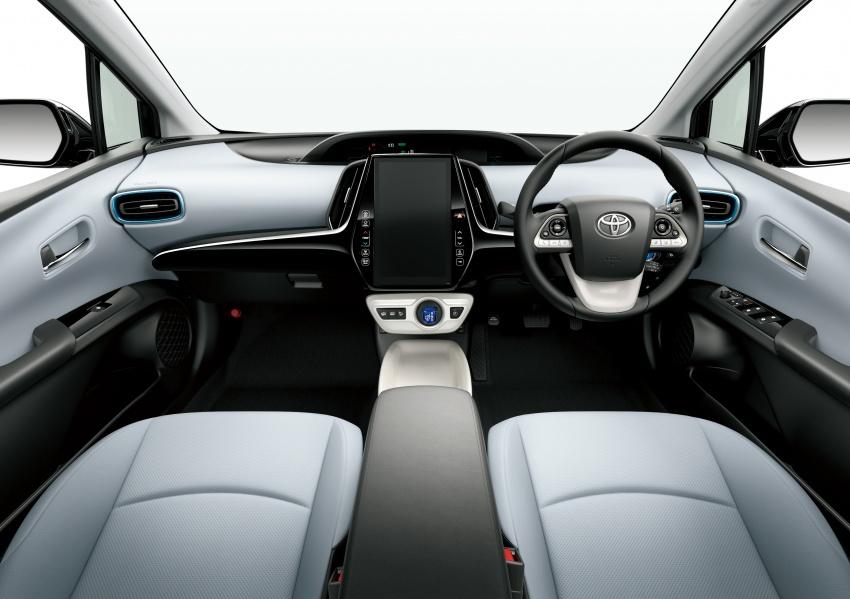 Toyota Prius PHV debuts in Japan – 68.2 km EV range Image #616975
