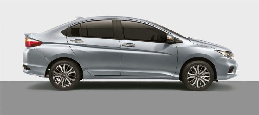 2017 Honda City facelift launched in Malaysia – new looks, added kit, priced from RM78,300 to RM92,000 Image #622955