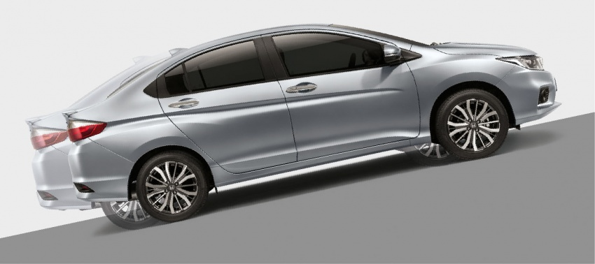 2017 Honda City facelift launched in Malaysia – new looks, added kit, priced from RM78,300 to RM92,000 Image #622956