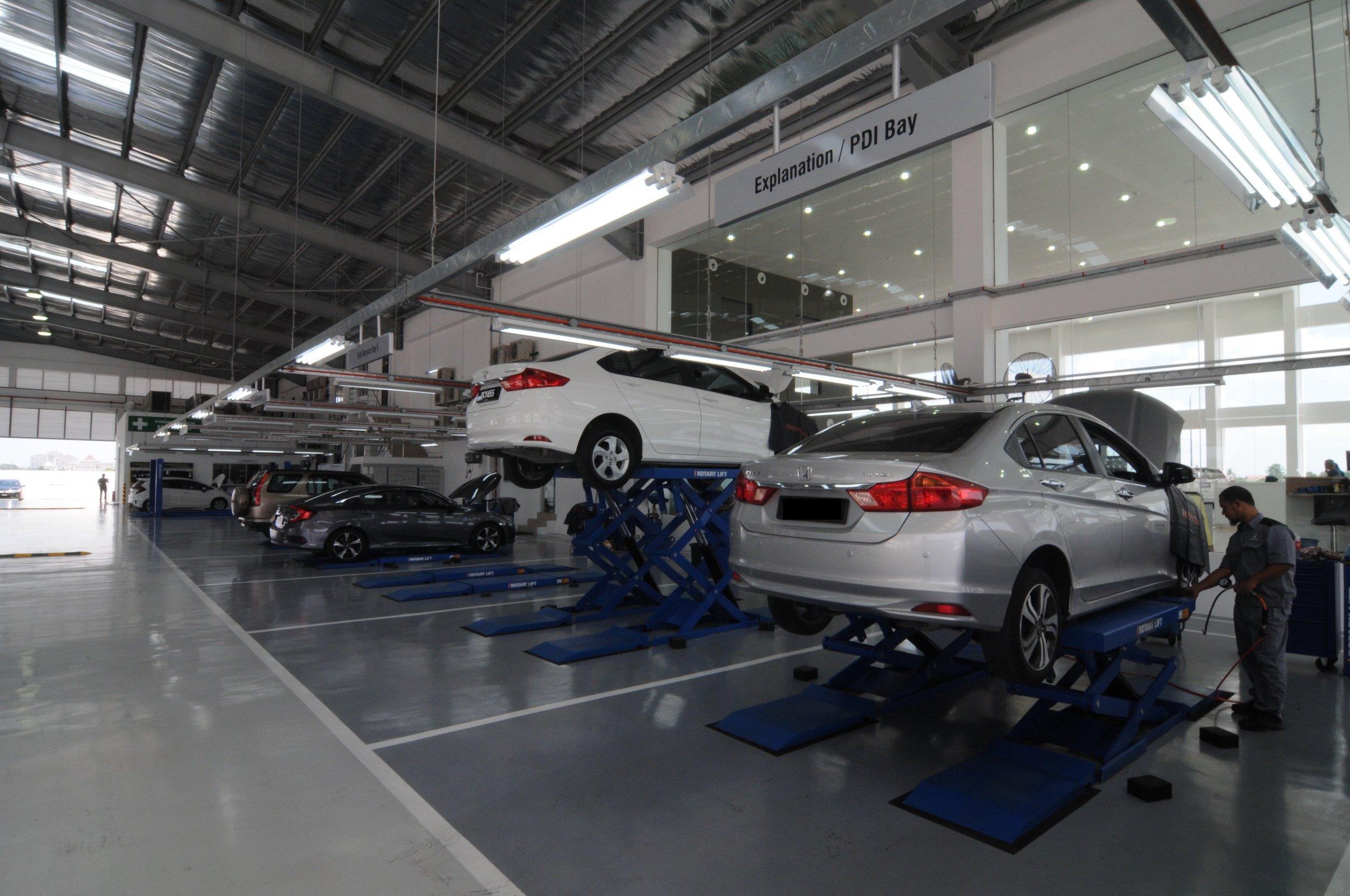 Honda Malaysia Lancar Pusat 4s Terbesar Di Kelantan Image