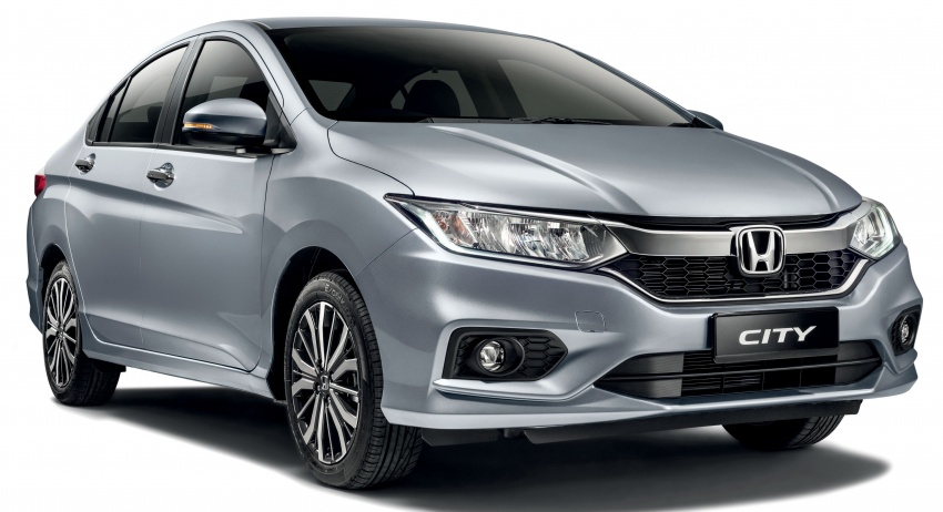 2017 Honda City facelift launched in Malaysia – new looks, added kit, priced from RM78,300 to RM92,000 Image #622931
