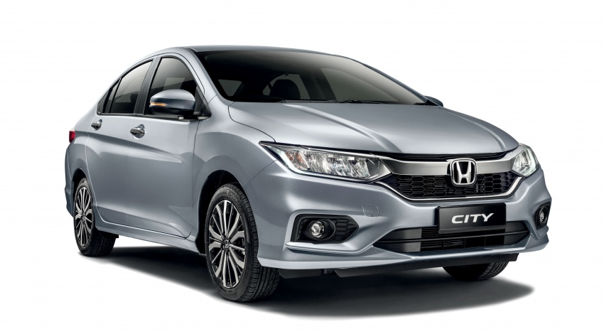 Honda City 2017 facelift dilancarkan untuk pasaran Malaysia – hanya 3 varian, harga kekal RM78k-RM92k Image #622816