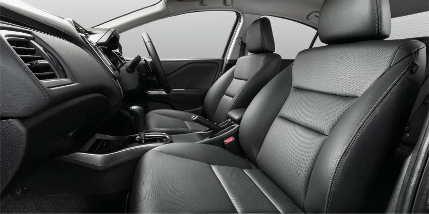 Honda City 2017 facelift dilancarkan untuk pasaran Malaysia – hanya 3 varian, harga kekal RM78k-RM92k Image #622837