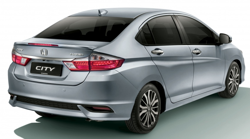 2017 Honda City facelift launched in Malaysia – new looks, added kit, priced from RM78,300 to RM92,000 Image #622932