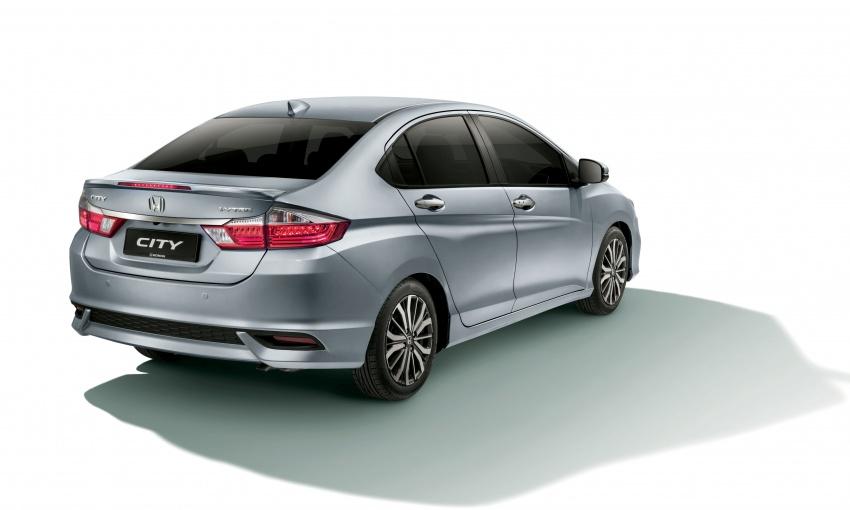 Honda City 2017 facelift dilancarkan untuk pasaran Malaysia – hanya 3 varian, harga kekal RM78k-RM92k Image #622819