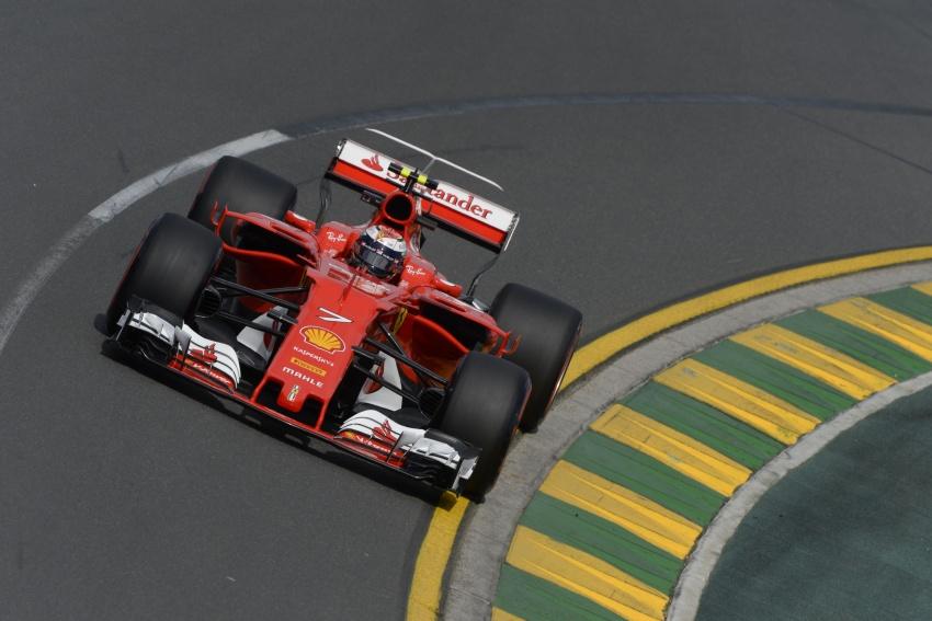 2017 Australian GP – Vettel clinches victory for Ferrari Image #634761
