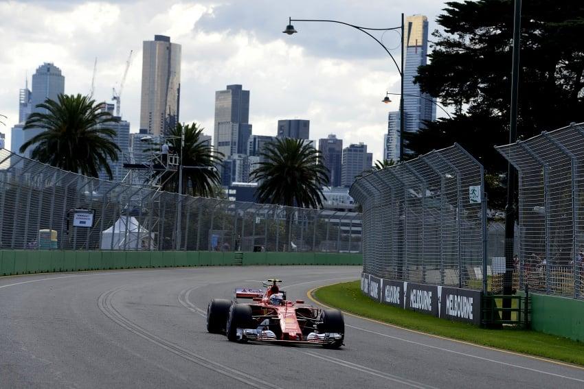 2017 Australian GP – Vettel clinches victory for Ferrari Image #634764
