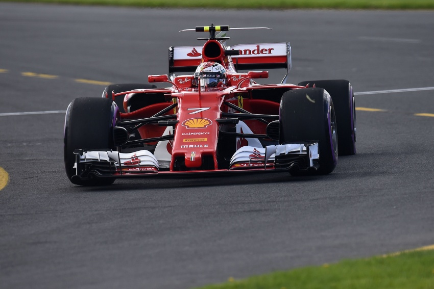 2017 Australian GP – Vettel clinches victory for Ferrari Image #634765