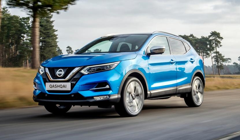 Nissan qashqai facelift kini dengan ciri propilot image 627627